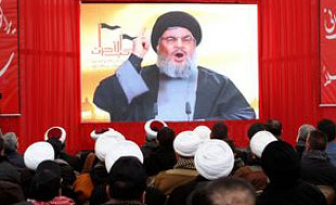 Hezbollah will stay in Syria- Nasrallah