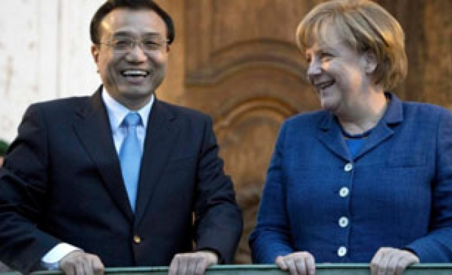China, Germany agree to deepen cooperation