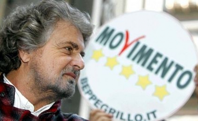 5-Star Movement not win any town in Italia