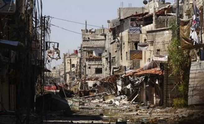 Opposition in Syria slams coalition