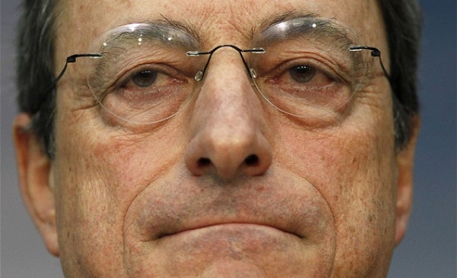 Ukraine crisis' potential for trouble is great- Draghi