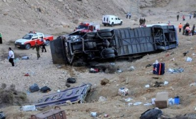 12 die in Egypt's Assiut road accident
