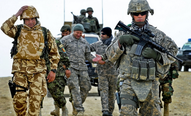 Three US troops killed by Afghanistan explosion
