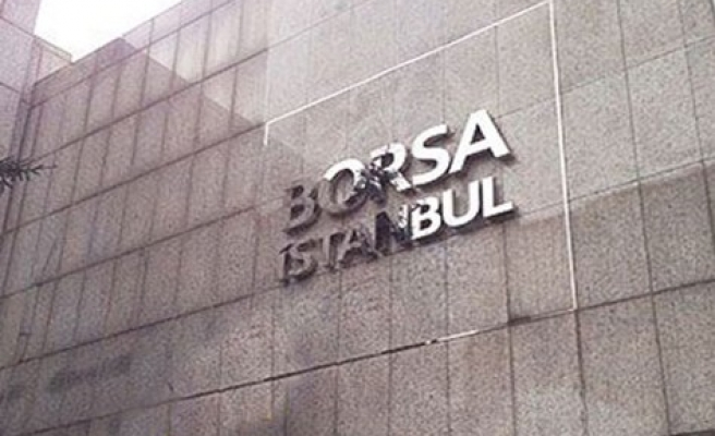 Turkey's Borsa Istanbul down at opening