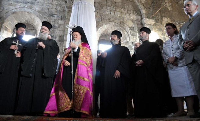 Patriarchs, archbishops gather in Istanbul