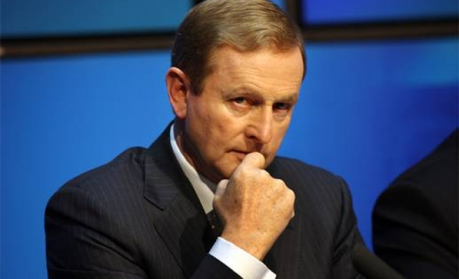 Irish PM says support growing for Brexit transition period