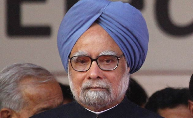 Indian Premier arrives in Moscow for summit