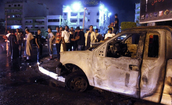At least 20 killed, dozens wounded in clashes in Libya's Benghazi