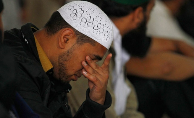 The number of Britons choosing Islam doubled in the past decade