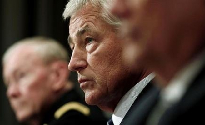 Hagel revamps effort to find missing U.S. troops abroad