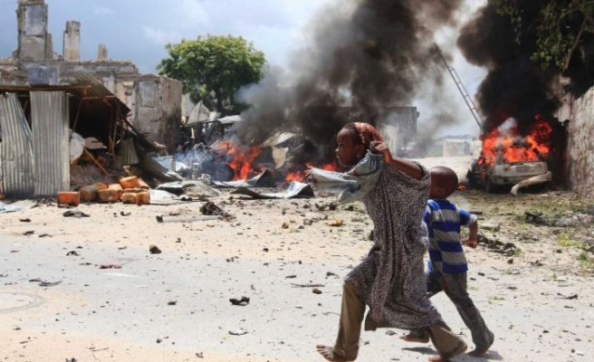 At least two killed in an attack in Somalia