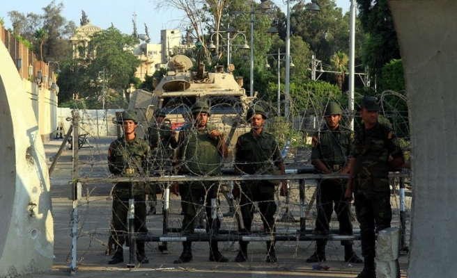 Military coup in Egypt to be discussed in Istanbul
