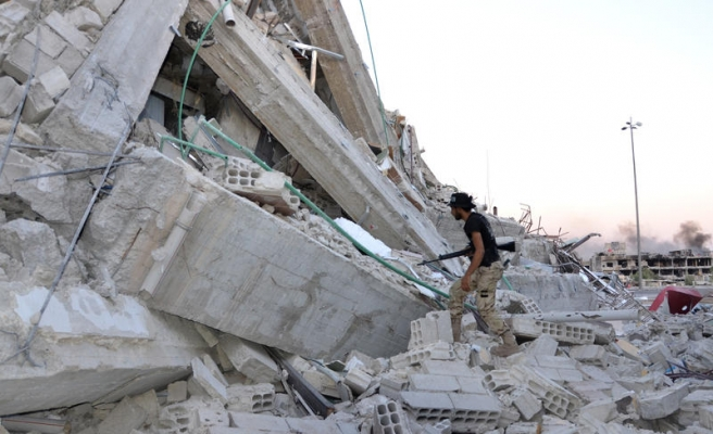 At least 44,000 Palestinian refugee homes damaged in Syria
