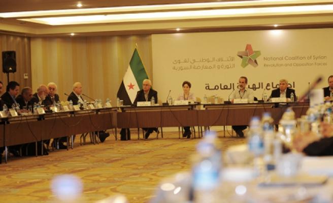 Syrian opposition groups will lose out by missing talks - Russia