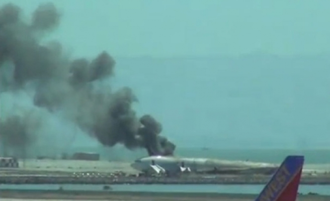 Two Chinese killed in Asiana plane crash