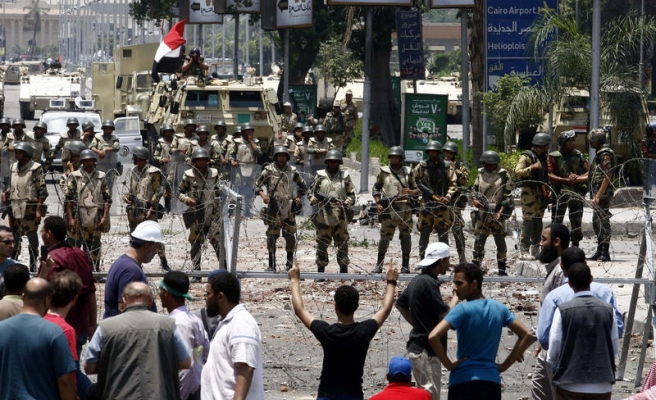 This coup will not last, says resigned Egyptian minister