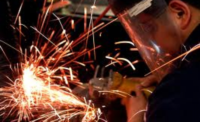 Industrial production up in May