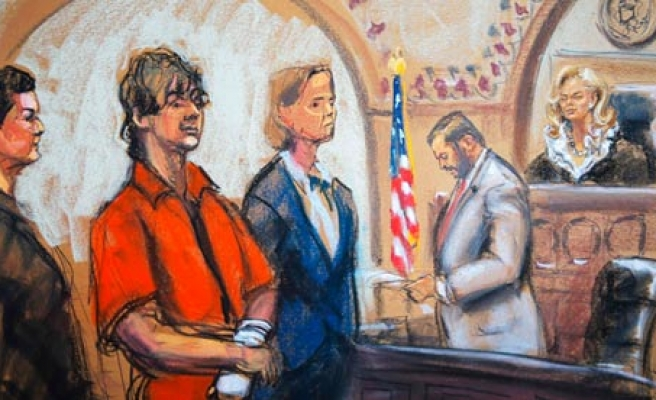 Tsarnaev pleads not guilty to attack