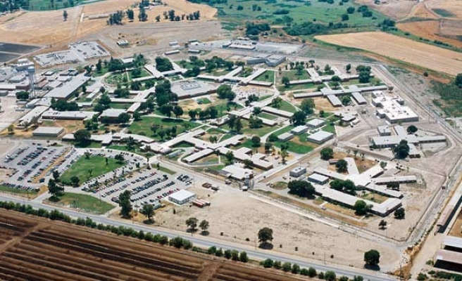 California inmates on hunger strike face potential discipline