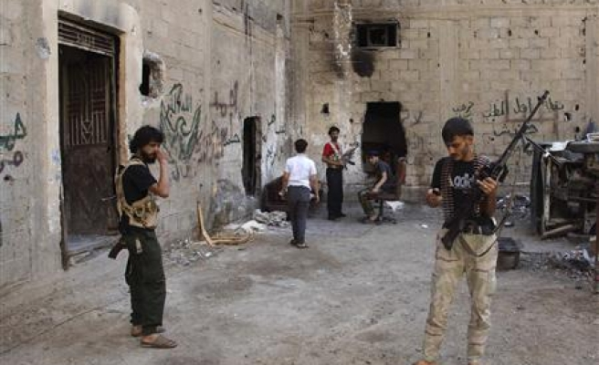 FSA aims to liberate southern Syria by end of Ramadan: report