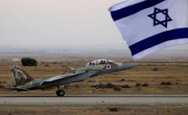 Israeli air force strikes Gaza
