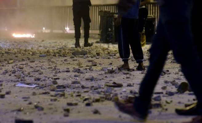 Two explosions rock Giza district near Cairo