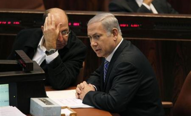 Netanyahu ally says Israel may need early elections