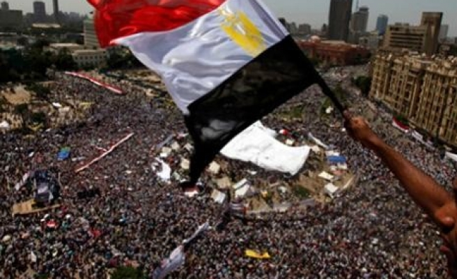 From jubilation in Tahrir, Egypt returns to Mubarak-era politics