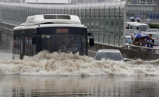 Heavy rain affects 2.83 million in East China
