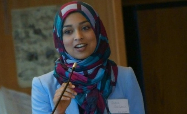 UC appoints Muslim woman as student member of its board