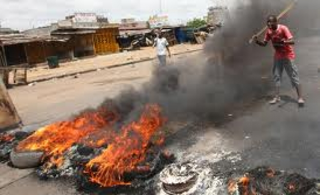 Ethnic clashes in Mali before vote