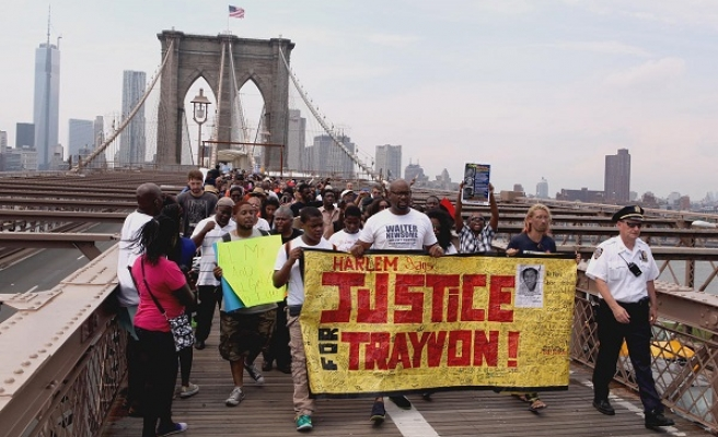 Americans seek justice for Martin