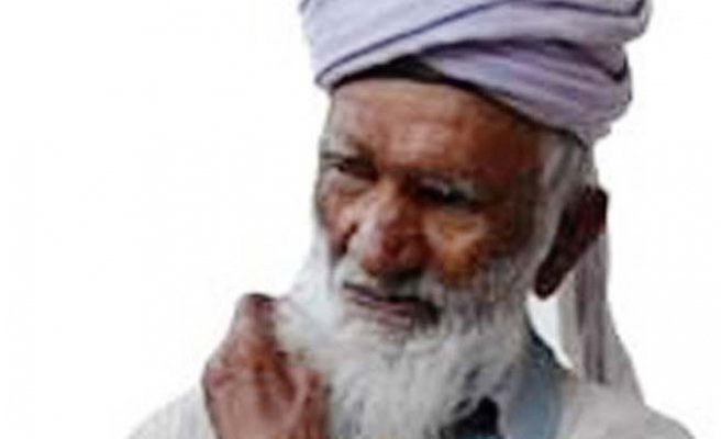 Kashmiri claims to be world's oldest
