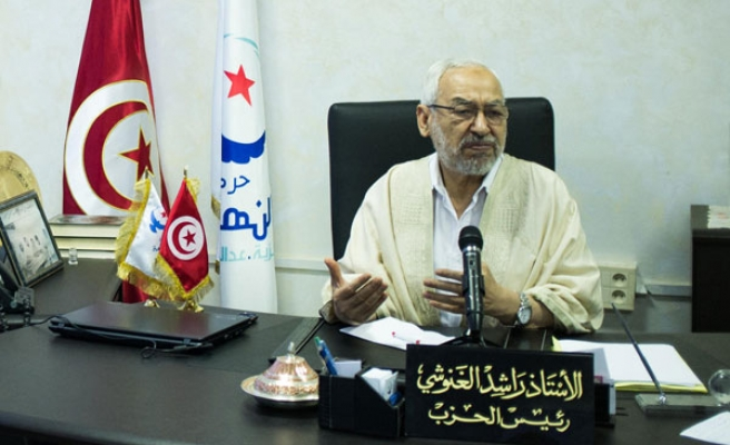 Tunisia's Ghannouchi opposes military intervention in Libya