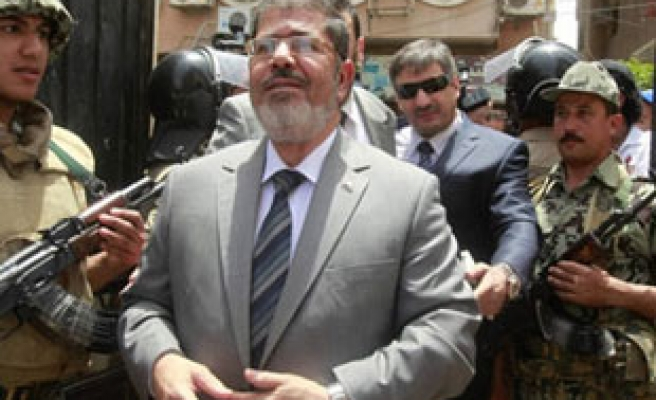 Morsi also questioned over Turkey ties: report