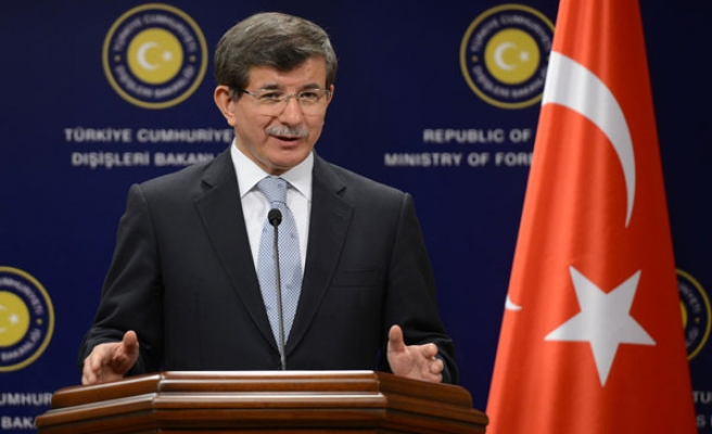 All groups in Syria are 'friends of Turkey'