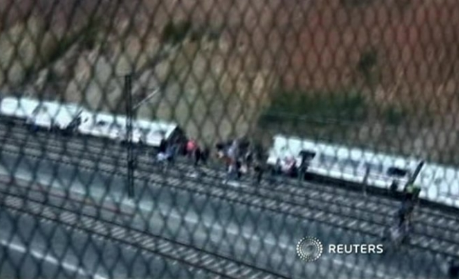 Driver of Spanish train under formal investigation
