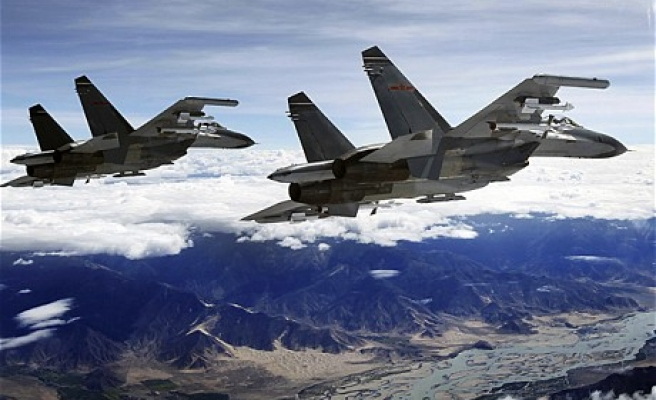 China military aircraft near Japan on routine training, says ministry