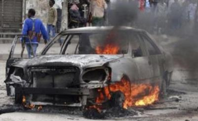 7 killed by bomb blast next to Somali capital airport