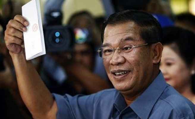 Cambodian People's Party wins election