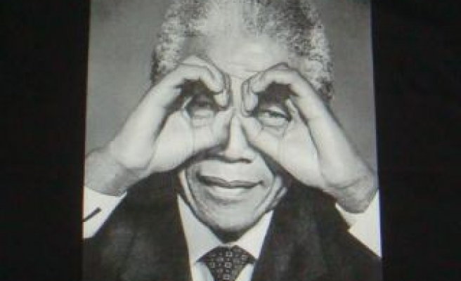 Nelson Mandela booming sell in South Africa