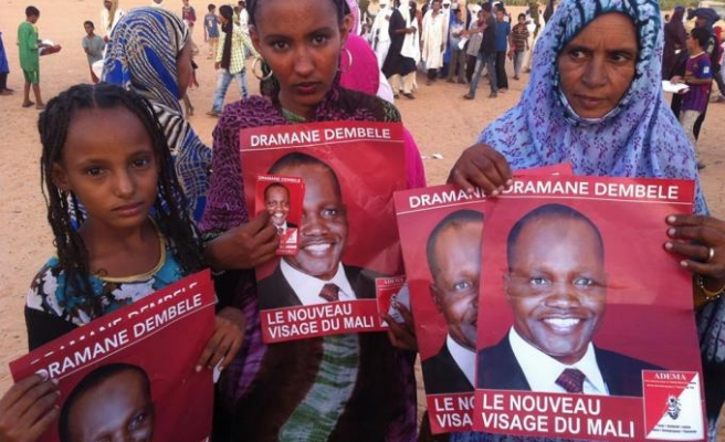 Mali heads to polls in presidential election