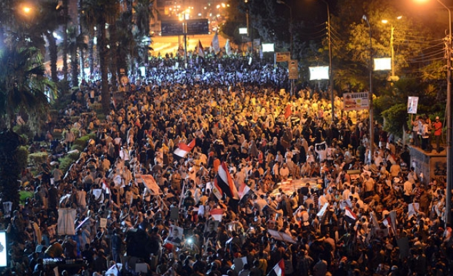 Three Egyptians killed in Port Said clashes