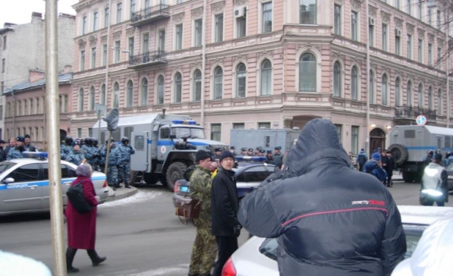 4,500 foreign workers detained in Russia's illegal worker operations
