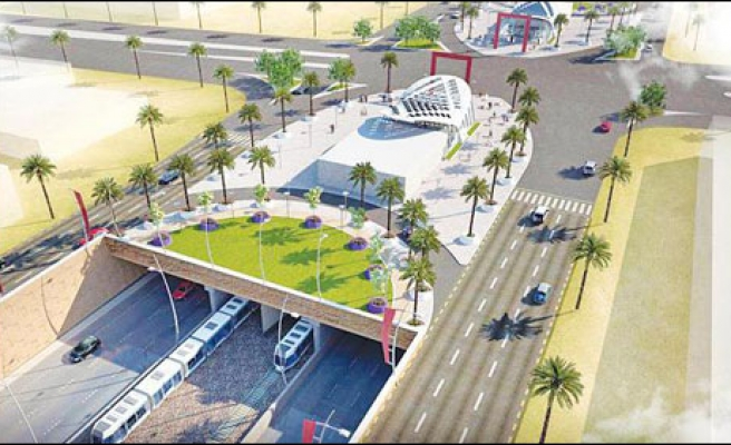 S. Arabia awards $22.5bn contracts for metro project