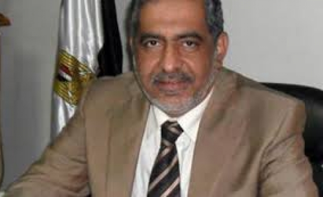 Egypt arrests two pro-Morsi party leaders