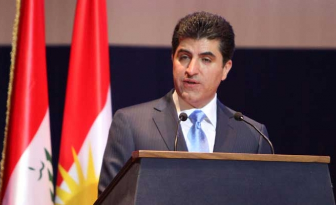 Barzani visits Baghdad to discuss oil exports