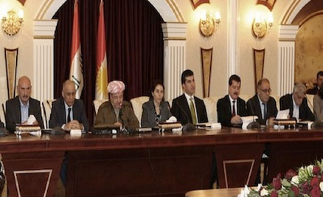 Kurdish coalition disagree over new government posts