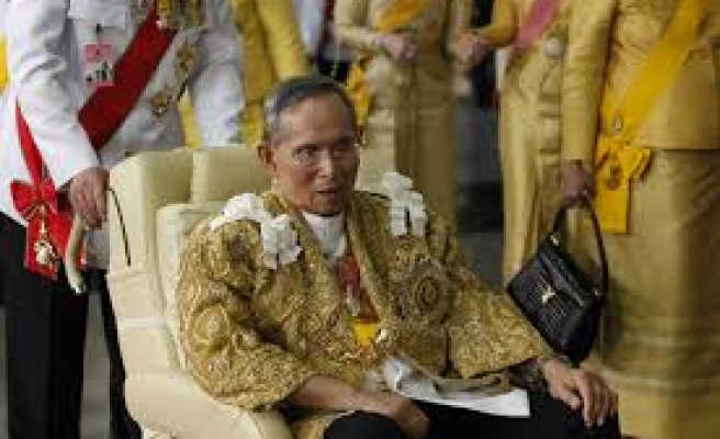 Thailand's 85-year-old king to leave hospital after four years