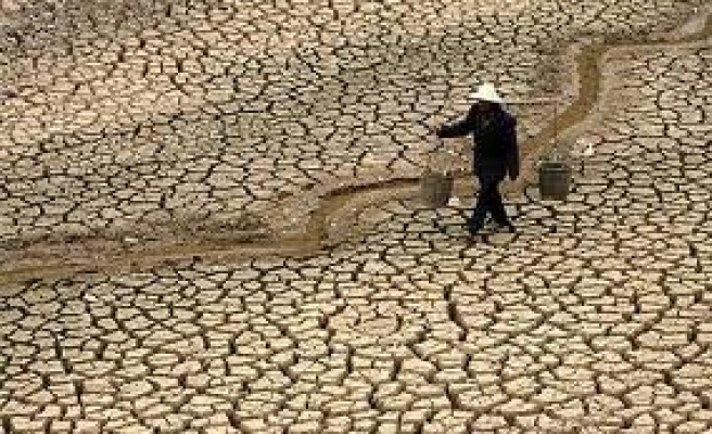 Drought in China hits 27 million people
